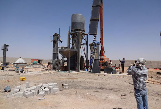 Feldspar Grinding Plant for Sale