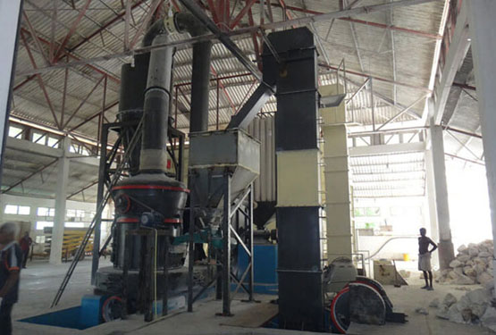 River Stone Grinding Machine