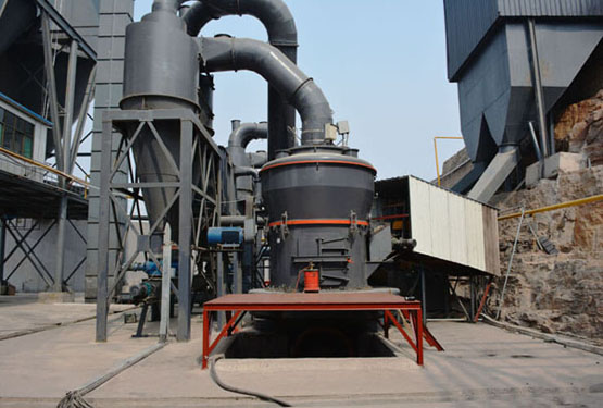 Coarse Aggregate Grinding Proces