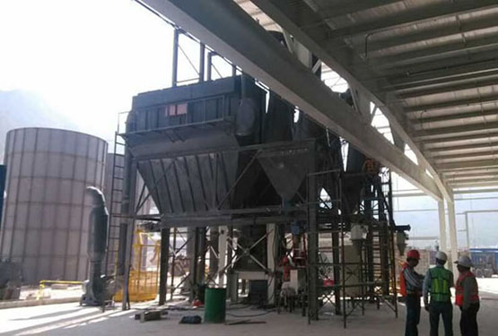 Medium Speed Coal Mill