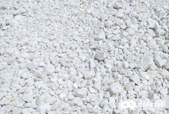 Barite Grinding Solution